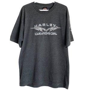 Harley-Davidson Motorcycle Naples Florida T-shirt